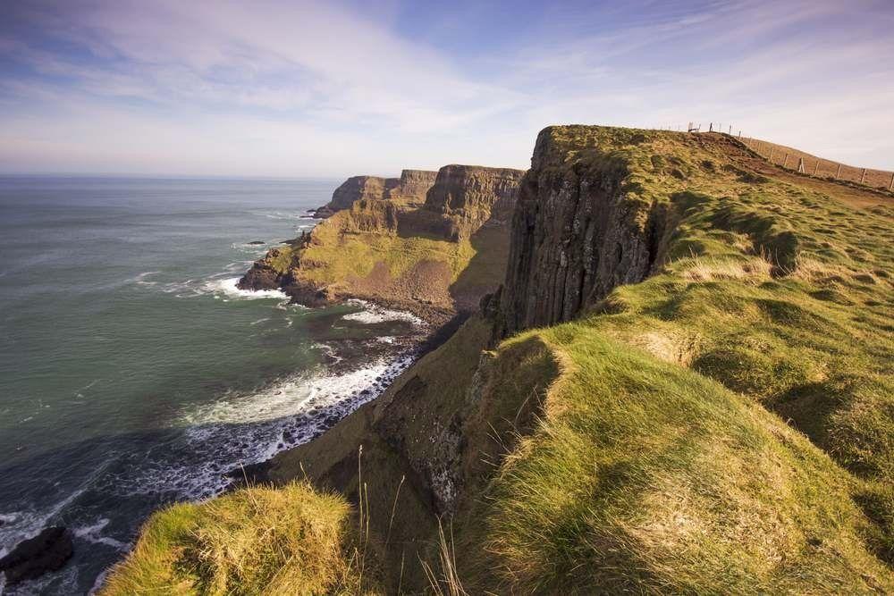 Top 10 UK Coastal Walks Causeway Coast Trail, Northern Ireland