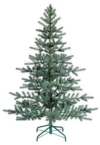 Wondershop 5.5ft Unlit Artificial Christmas Tree Blue/Green Balsam Fir - 5.5ft Unlit Artificial Christmas Tree Blue/Green Balsam Fir