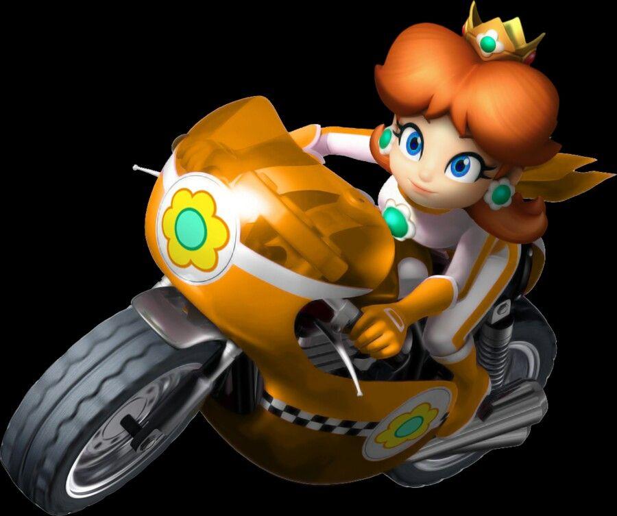 Pin By Rui Tokugawa On Daisy Mario Kart Mario Kart Wii Mario