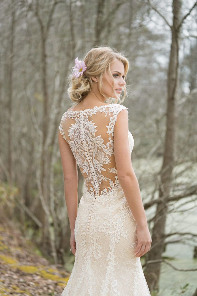 Lillian West 6459 The Blushing Bride Boutique In Frisco Texas Illusion Wedding Gowns Pinterest And Gown