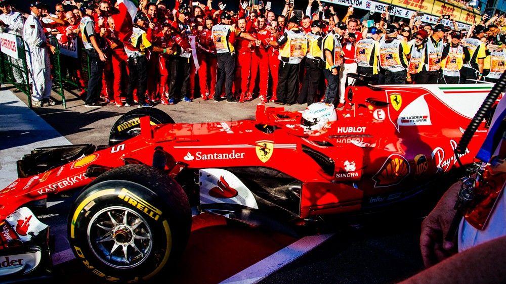 Australian Grand Prix Such a good feeling Scuderia