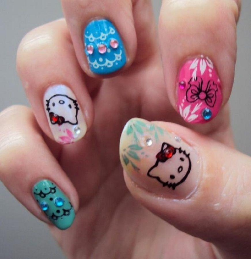 nail art ideas for kids - Google Search   Nail art   Pinterest ...