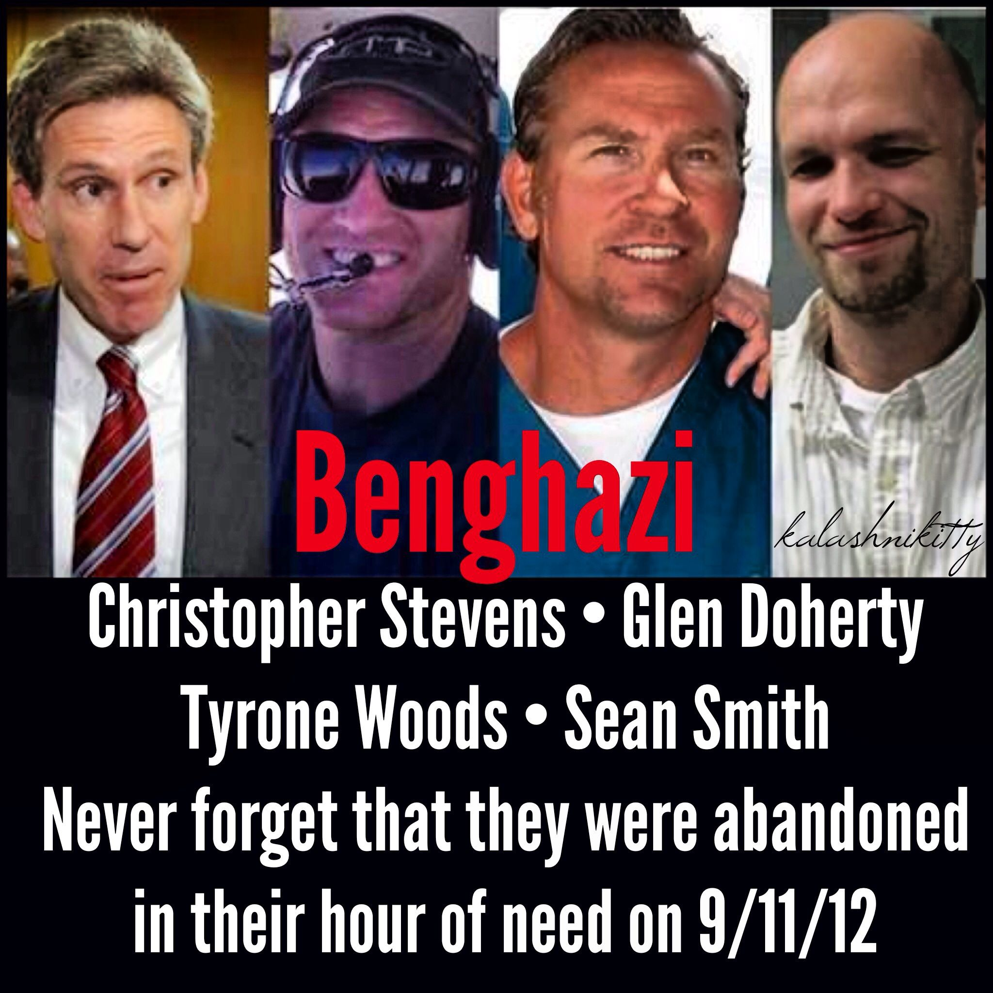 The Governments Failure To Provide Cover For Ambassador Stevens And