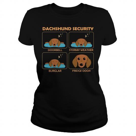 I Love I Love My Dachshund T shirts
