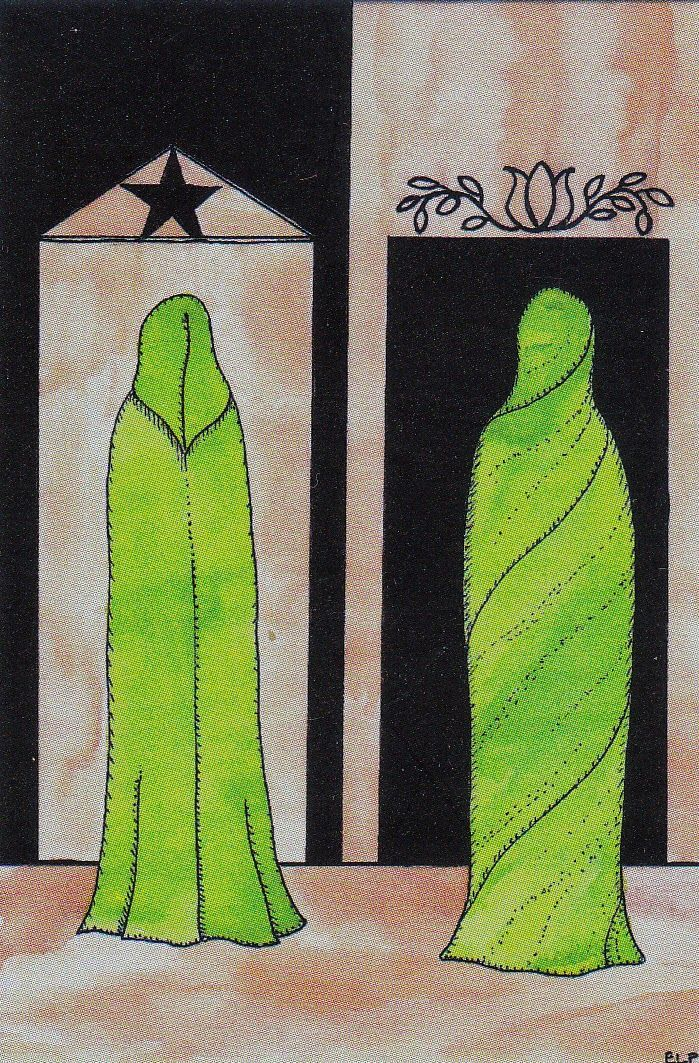 Tarot Of The Crone 6 Of Disks By The Sycamore Tree Tarot Six
