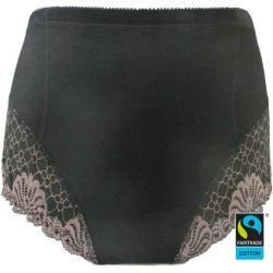 Swegmark - Faithful - 21960 - Taillenslip - Schwarz Swegmark #afrikanischekleidung