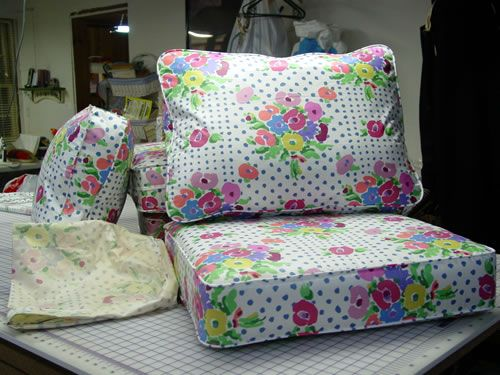 Individual Sofa Cushion Covers Lake Avenue Design Pin Fitted