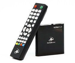 Incredisonic Vue Series IMP150+ 1080p Full-HD Ultra Portable Digital Media Player