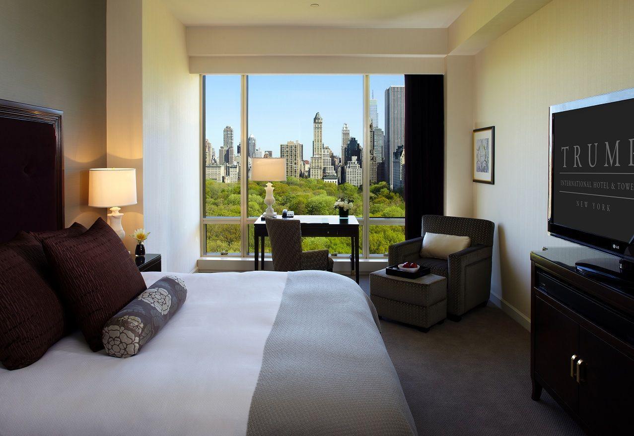 Ivankatrump Trump International Hotel Tower New York Central Park