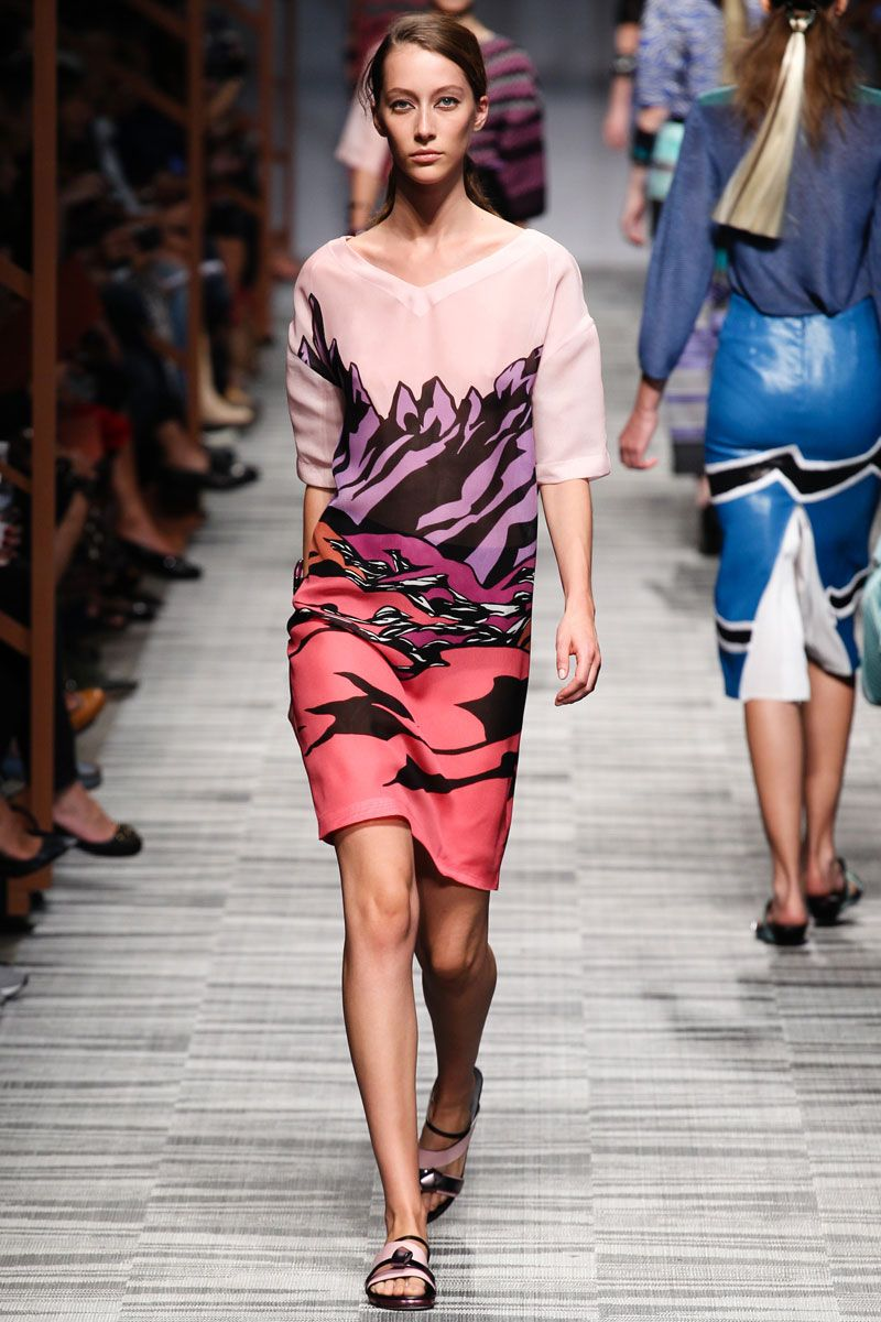 Missoni Spring 2014 RTW - Runway Photos - Fashion Week - Runway, Fashion Shows and Collections - Vogue
