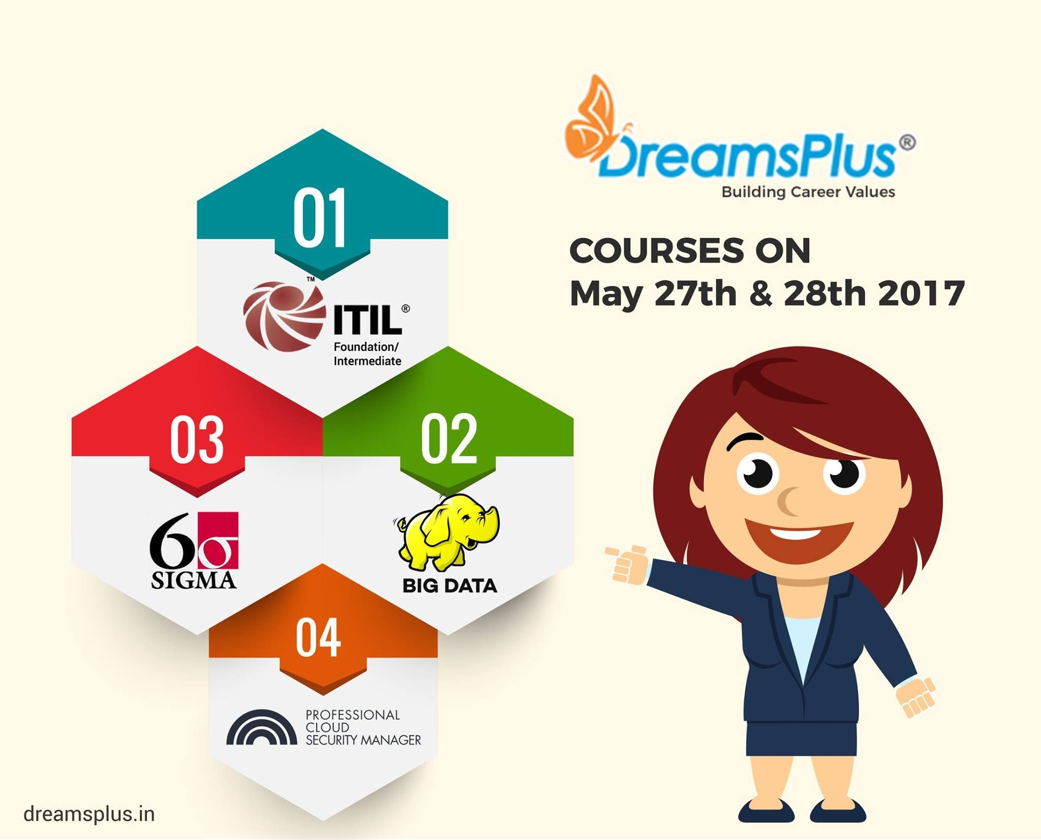 You are invited build your skills with professional build your skills with professional certification courses at dreamsplus 1betcityfo Choice Image