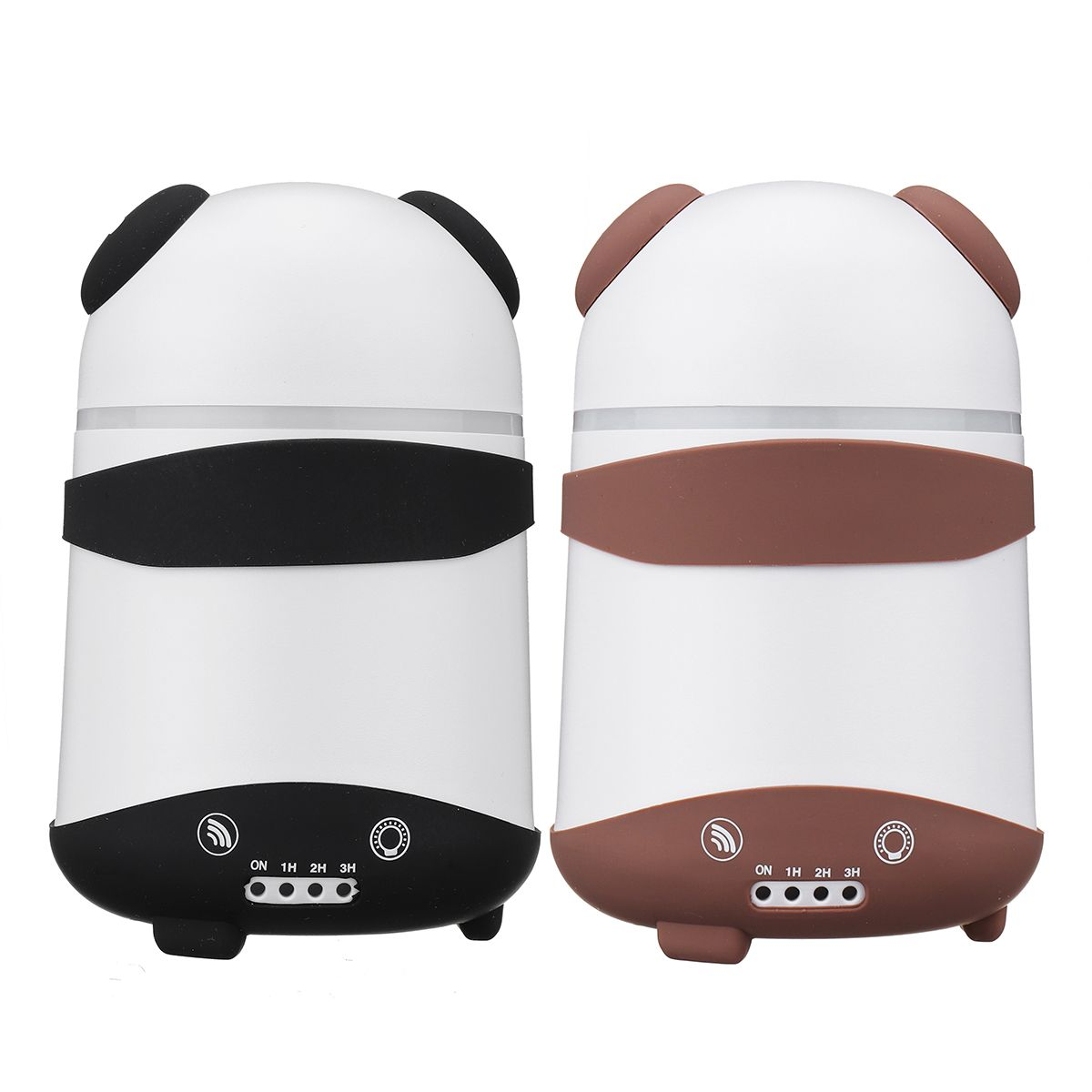 Dual Humidifier Air Oil Diffuser Aroma Mist Maker LED