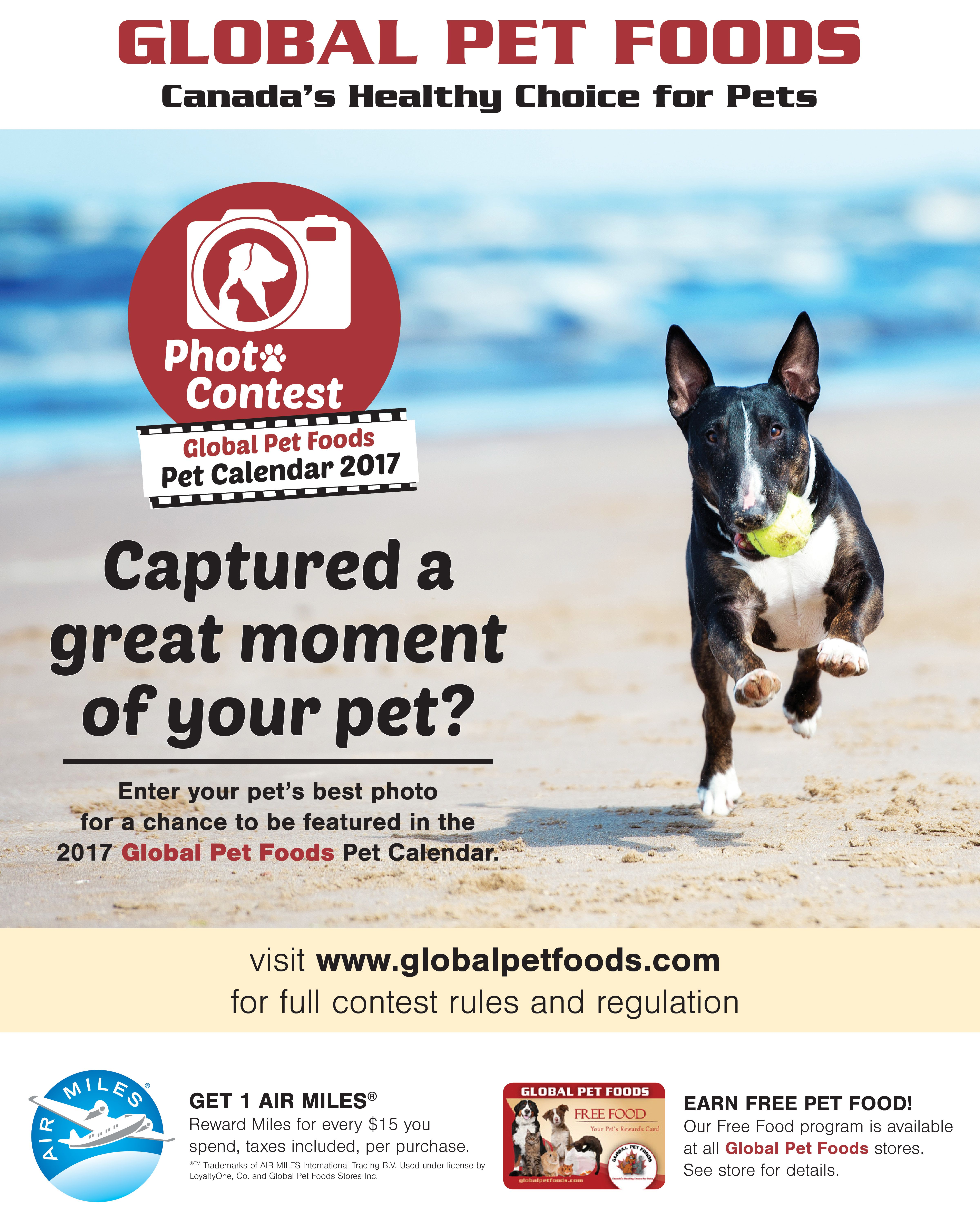 Have You Captured A Great Moment With Your Pet Enter Our Contest