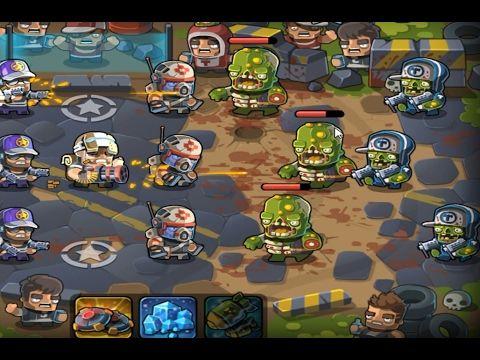 Elite Squad 2 Arena 1 Full Victory Walkthrough gameplay (TD game)