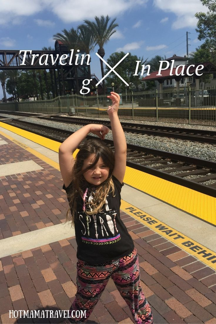 You don't need a lot of money or time to travel. In fact, you don't even need to leave town. Click for fun ways to travel in place.