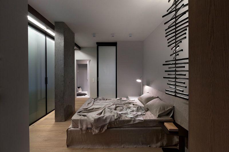 renovierte wohnung kenzo olga akulova, with a dream of kenzo   bedroom   pinterest   apartment interior, Design ideen