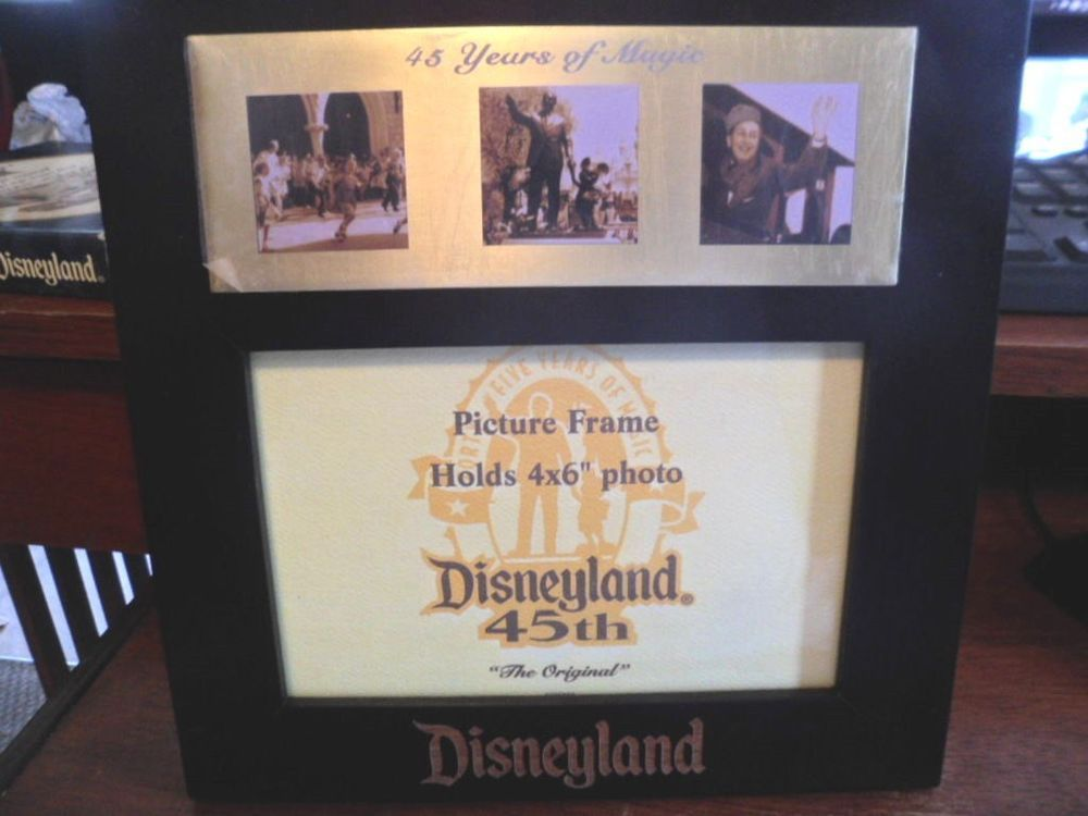 New old stock 45 yrs. of Magic Picture frame with Walt Disney ...