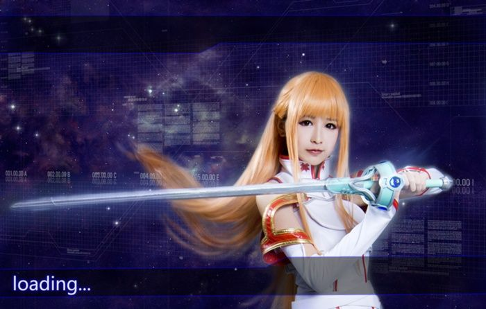 ☆ #CosplayStyle☆ Asuna from Sword Art Online | Cure