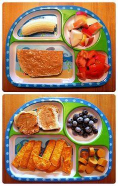 Easy toddler vegetable recipes