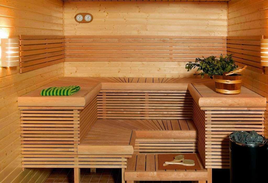 Sauna Room Interior Design Ideas With Pictures23 | sauna | Pinterest ...