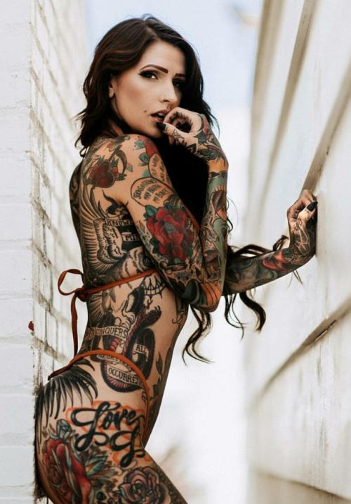 Tattoo Girls Having Sex