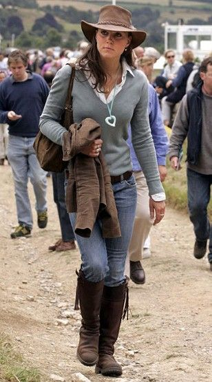Kate Middleton's knee-high boot love affair in pictures - Fashion Galleries - Telegraph