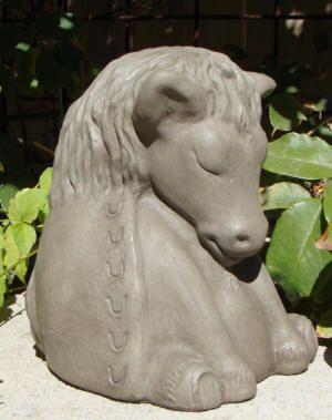 Stone Garden Animals Meditating stone garden animals concrete pinterest meditating stone garden animals workwithnaturefo