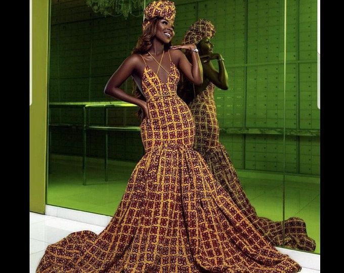 African women dress/ African lace dress for weddings/African peplum dress for engagements /Plus size african dressWP9010