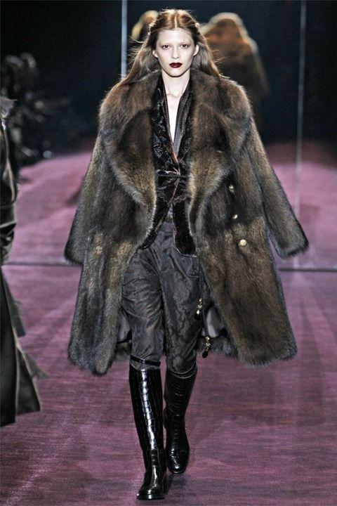 Неделя моды в Милане: Gucci осень-зима 2012/2013 — фото и ...