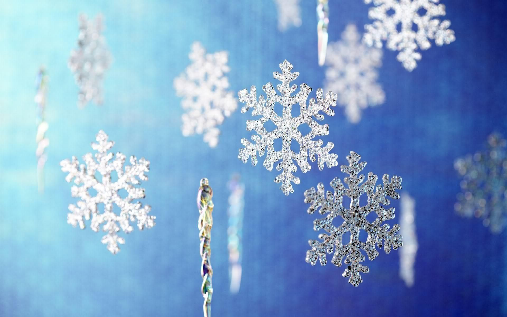 Full Hd P Snowflake Wallpapers Hd Desktop Backgrounds Wallpapers