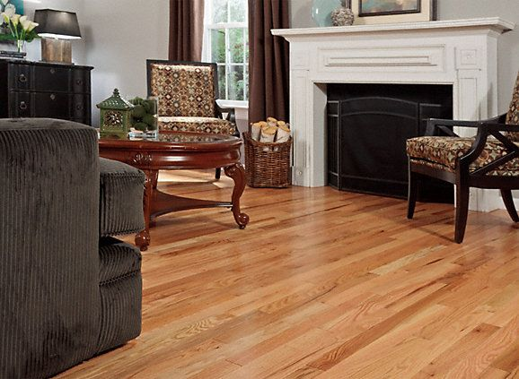 3 4 X 2 1 4 Natural Red Oak Builder S Pride Lumber Liquidators Red Oak Hardwood Red Oak Floors Oak Hardwood Flooring