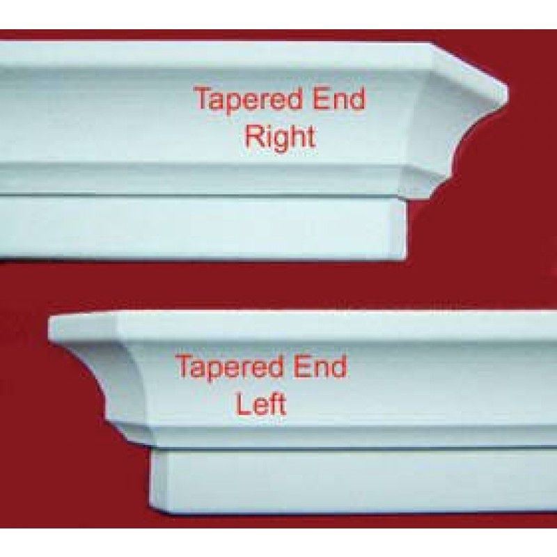 "4-1/2"" Dead end tapered buy what you need !"