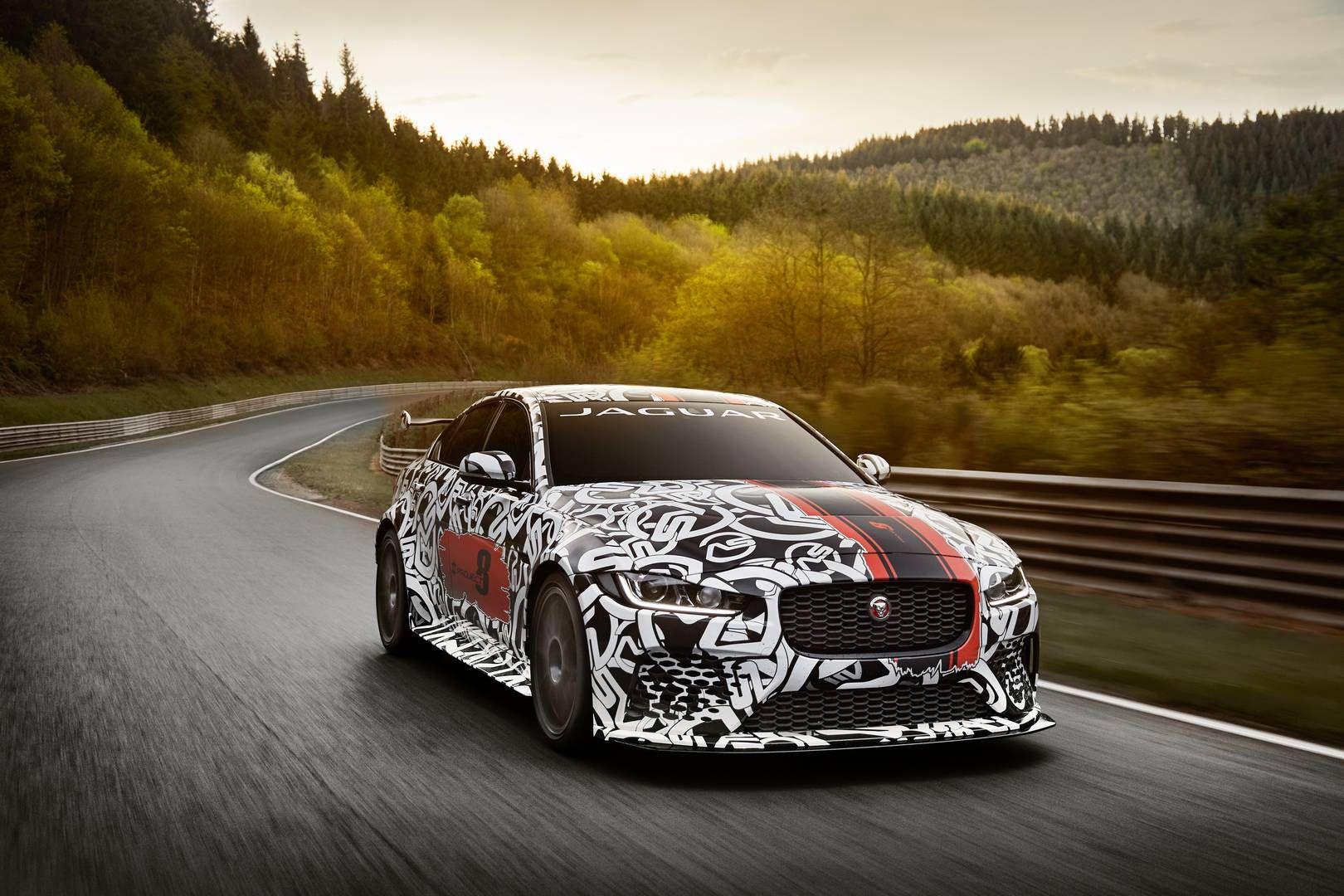 Jaguar Xe Sv Project 8 Jaguar Xe New Jaguar Jaguar