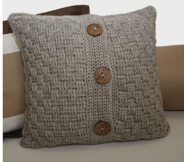 Etsy pillow cover pattern (works if you know someone who can crochet ...