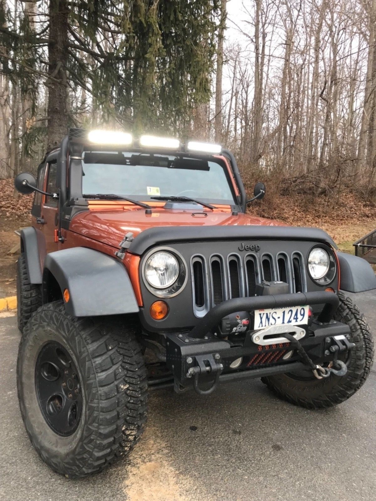 low miles 2011 Jeep Wrangler Sport 4×4 for sale 2011
