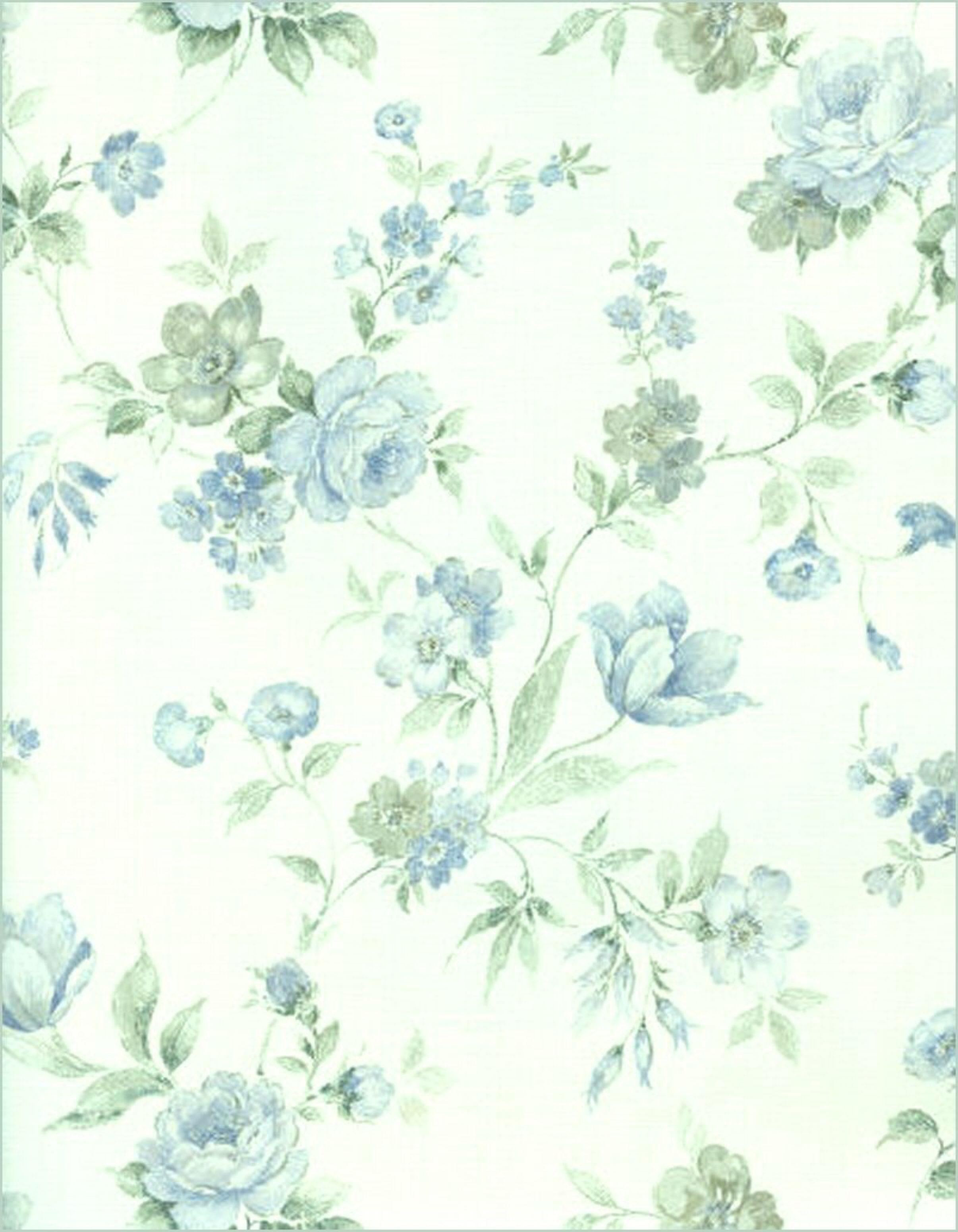 Blue And White Floral By Bnspyrd On Deviantart Vintage Flowers Wallpaper Vintage Paper Background Paper Pattern Vintage