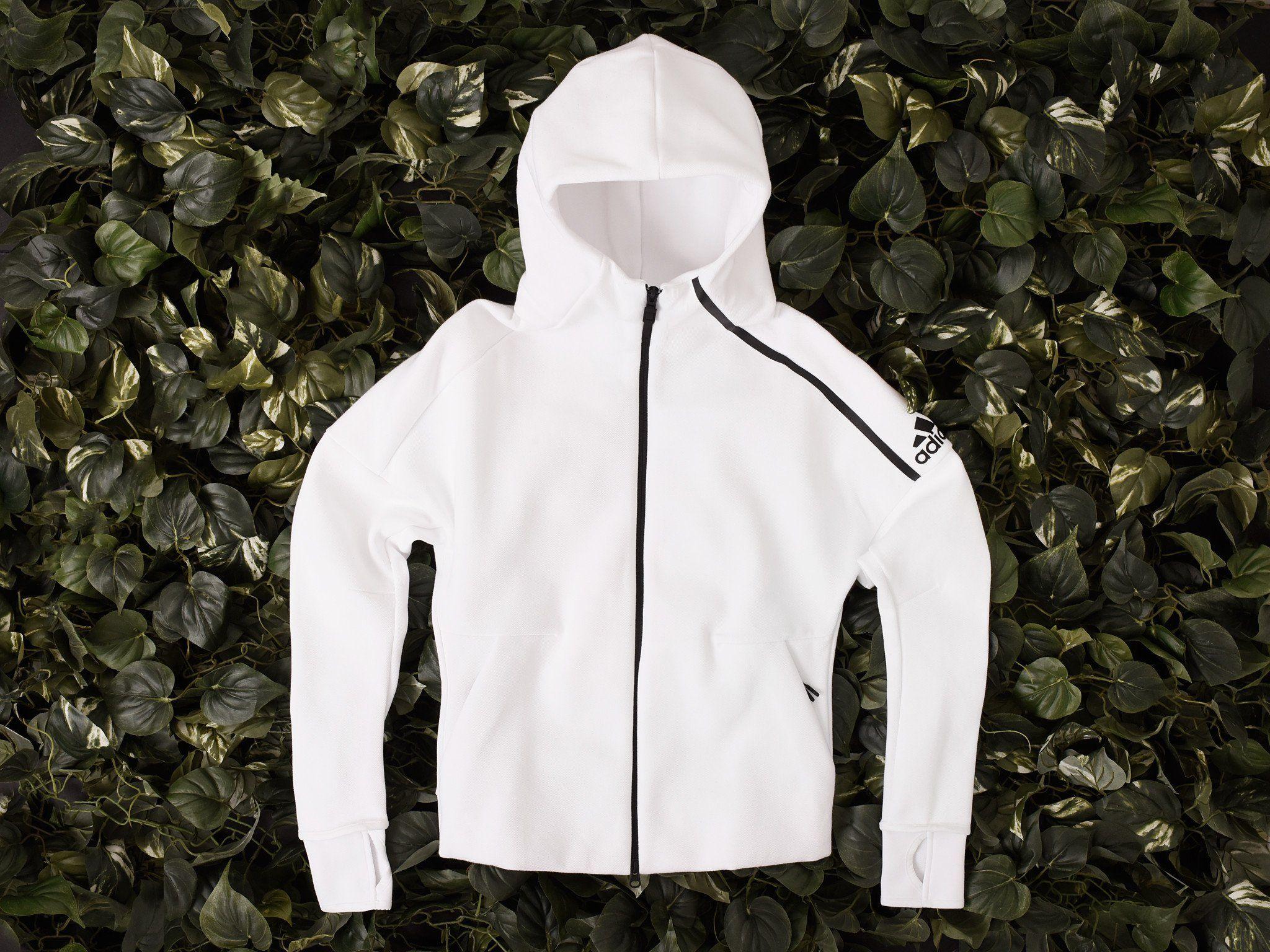 premium selection 34b66 29202 Womens Adidas ZNE Hoodie S94564