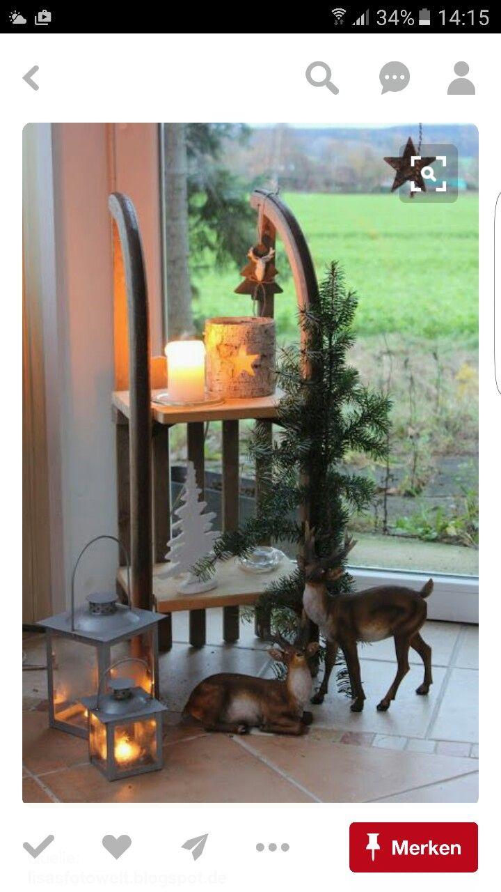 christmas garden - Fantastisch Diy Garderobe