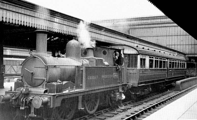 Gwr 517 Class By Armstrong At Wolverhampton Works