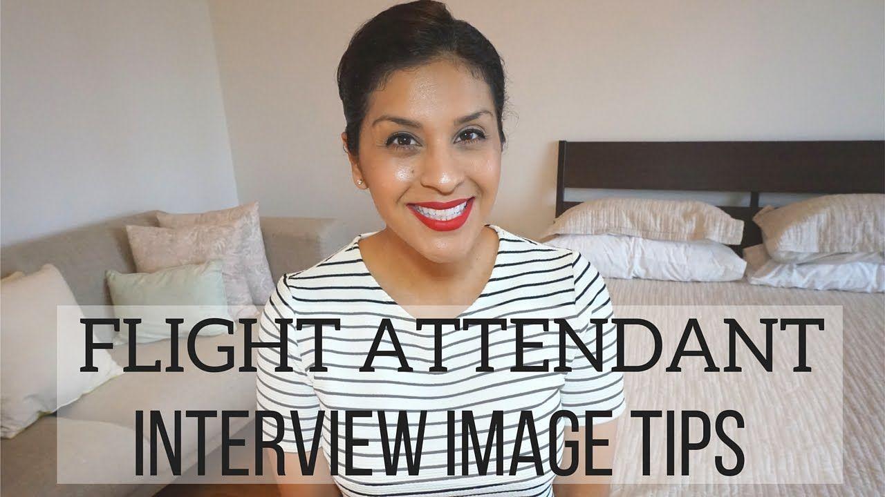 flight attendant interview image tips - tattoos|hair