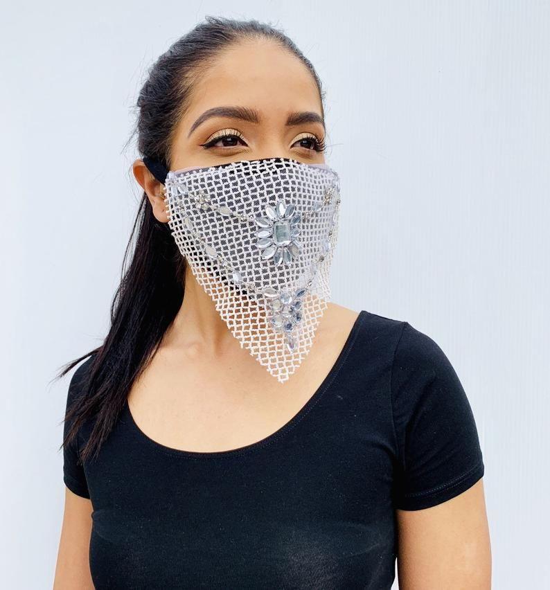 Pin on Mouth mask fashion