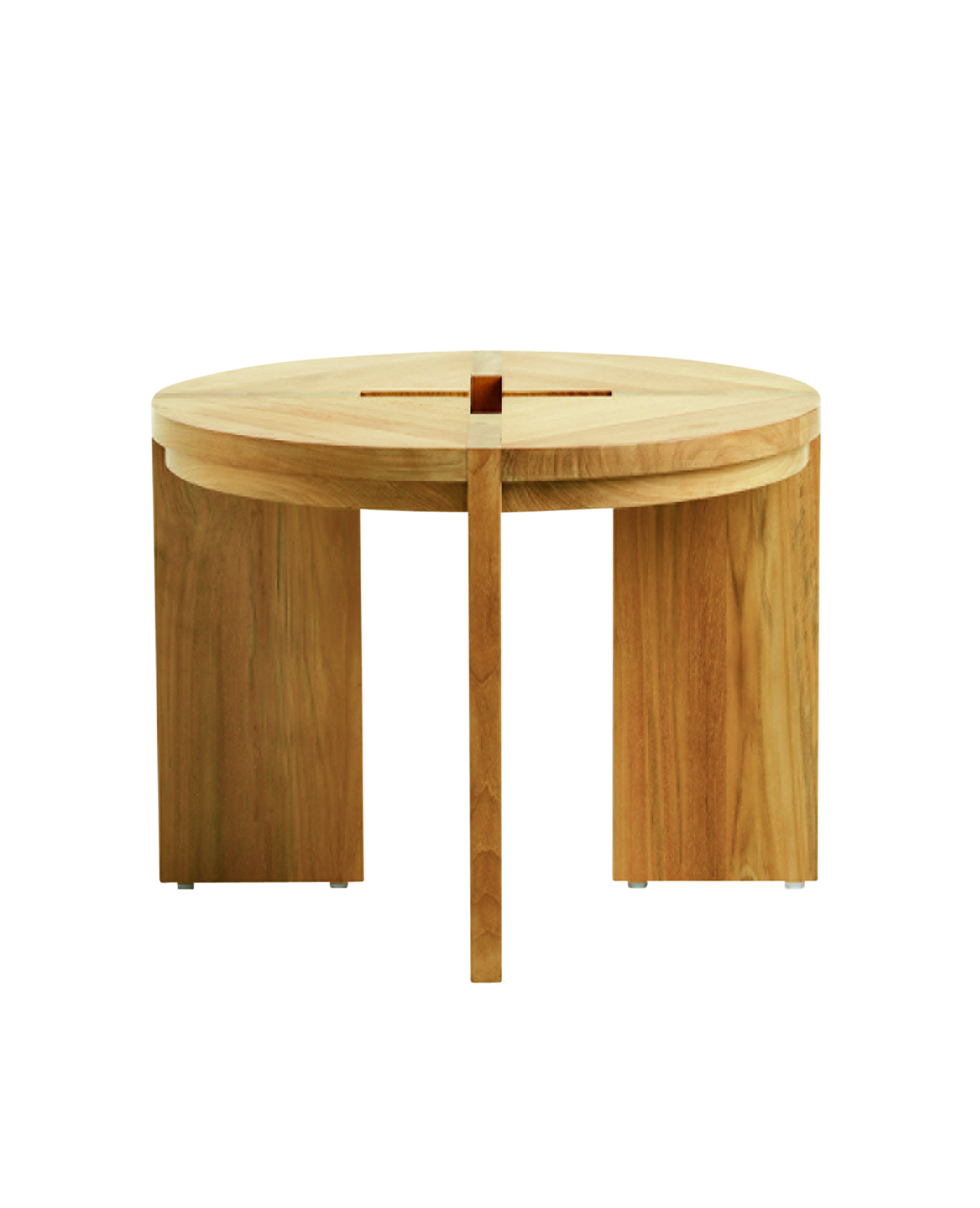 Summit X Round Occasional Table Summit Furniture Furniture
