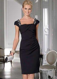 Vestidos elegantes para mujeres de 50