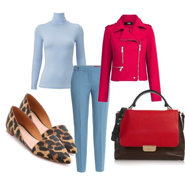 girls outfit by diana1201 on Polyvore featuring mode, Uniqlo, Versus, HUGO, Madewell and Emilio Pucci