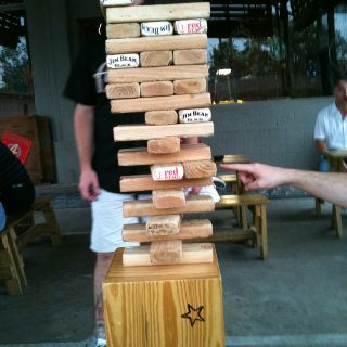 life size jenga game life size board games camp to play summer rec ideas pinterest. Black Bedroom Furniture Sets. Home Design Ideas