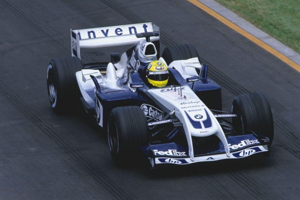 2004 Williams FW26 Ralf Schumacher Bmw s, Schumacher, Bmw