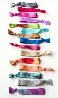 I have found these ribbons to make the headbands
