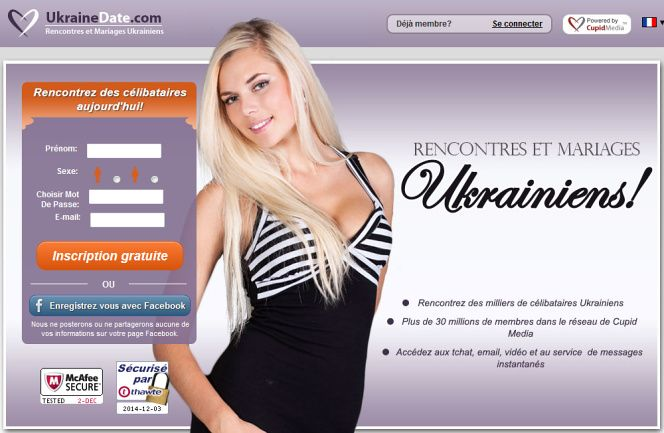 ukraine site rencontre