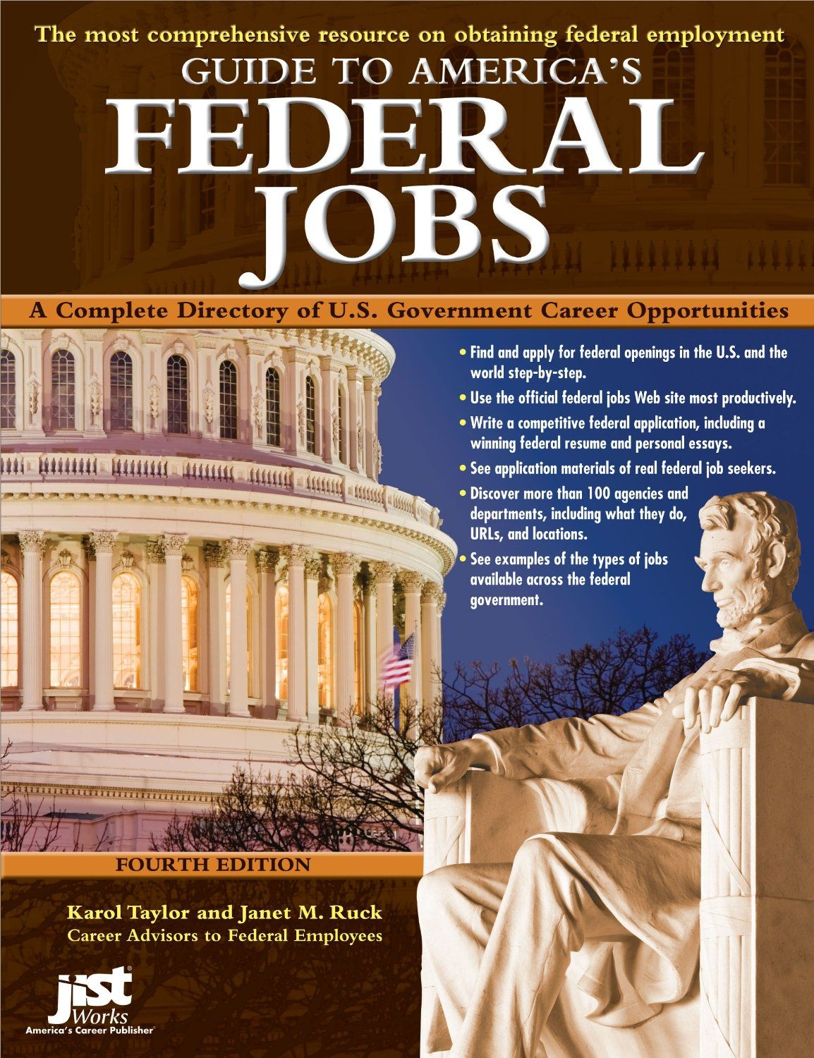 Guide to Americau0027s Federal Jobs Guide to