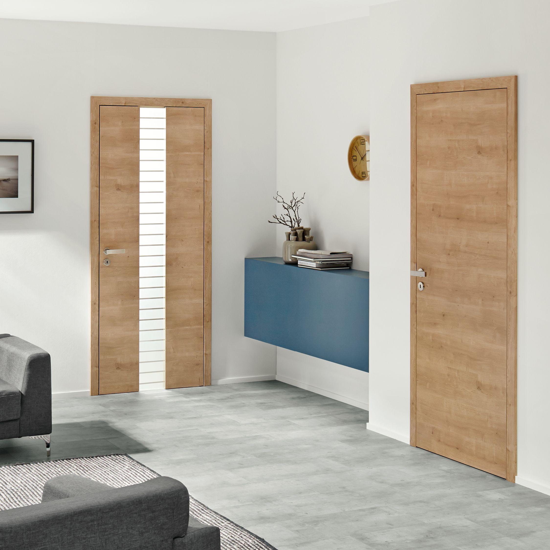 Holztüren für den Frühling